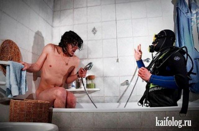 Приколы про странных парней (45 фото)