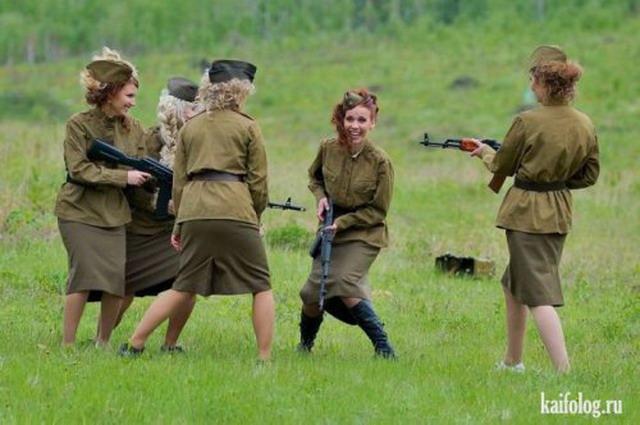 Чисто русские бабы. Часть-3 (30 фото)