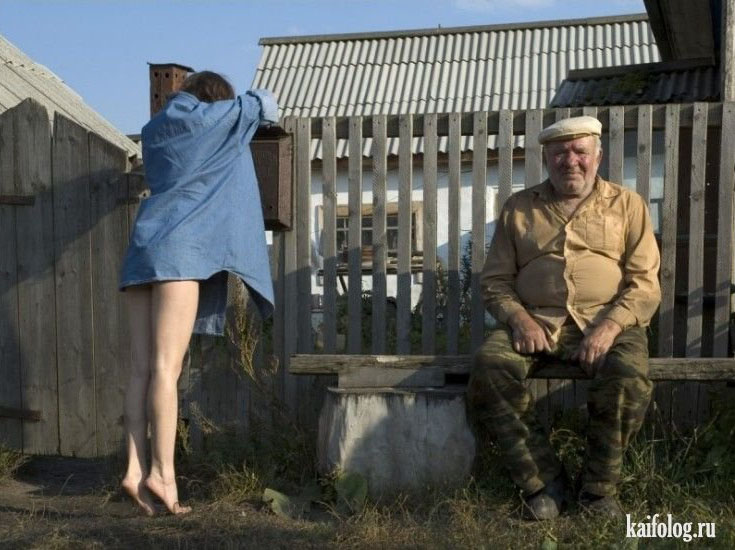 Фотоподборка молодых деревенских фото 219-778