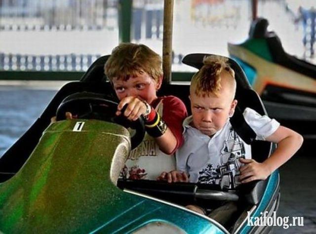 Приколы про детей (40 фото)