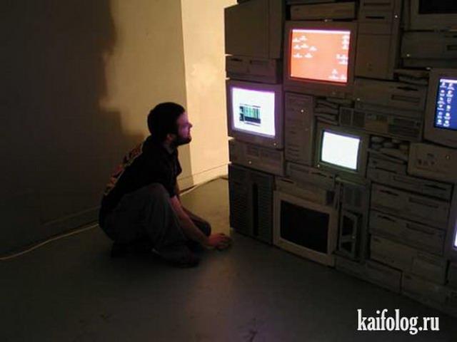 Приколы ко дню программиста (50 фото)