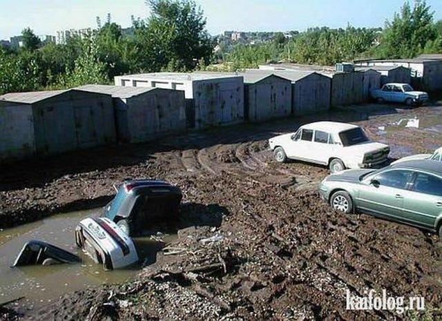 Дороги Единой России (55 фото)