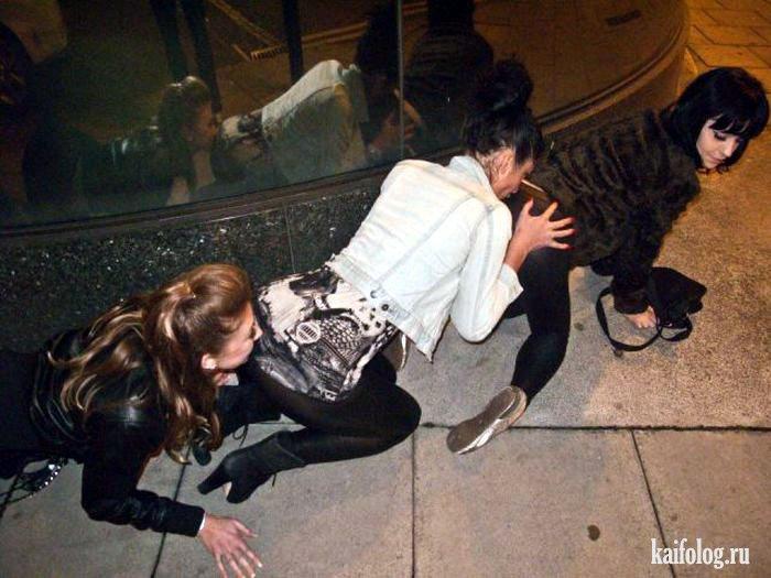 Пьяные толые девушки 23 фотография