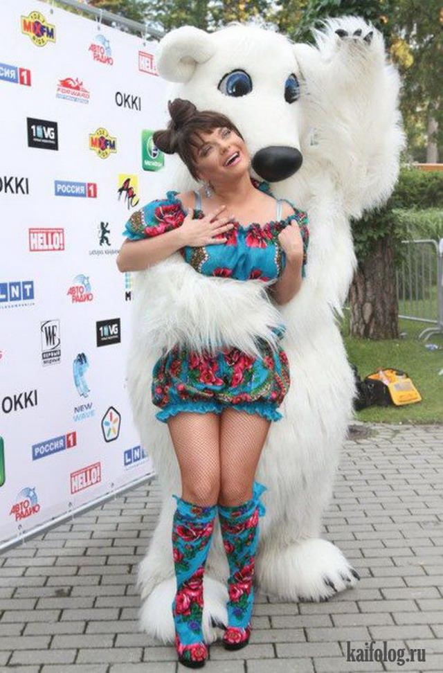 Приколы про русский шоу-бизнес (50 фото)