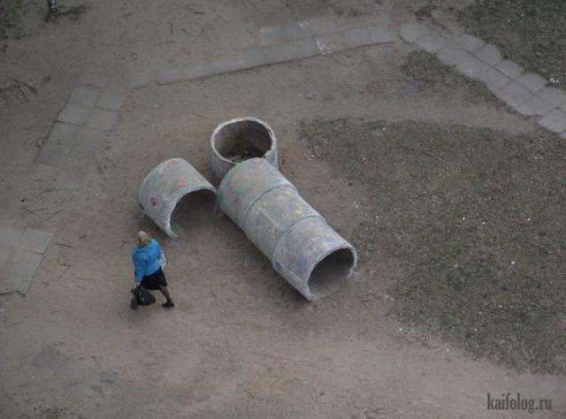 Будни ЖКХ (50 фото)