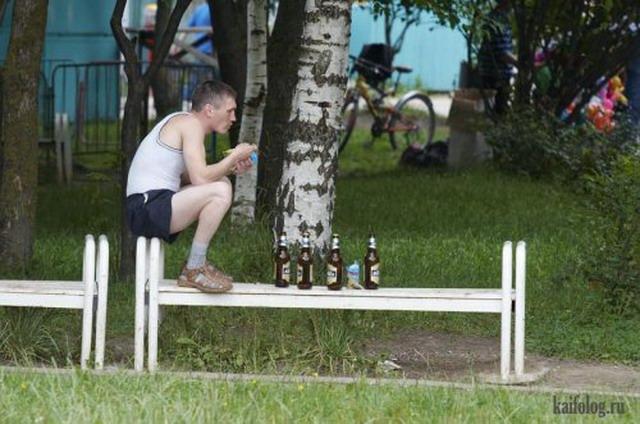Алкогольные приколы (50 фото)