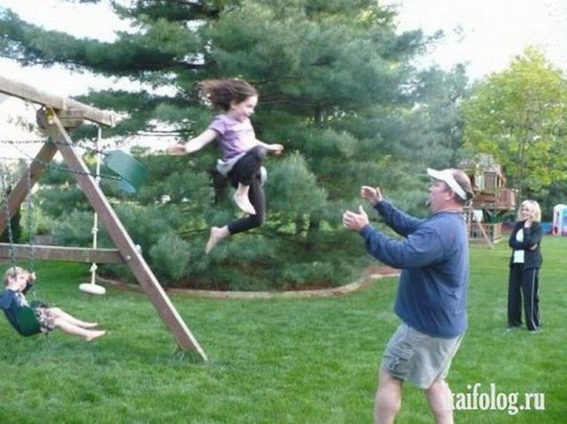 Приколы про детишек (45 фото)