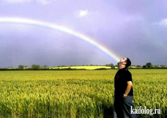 Где начинается радуга (25 фото)