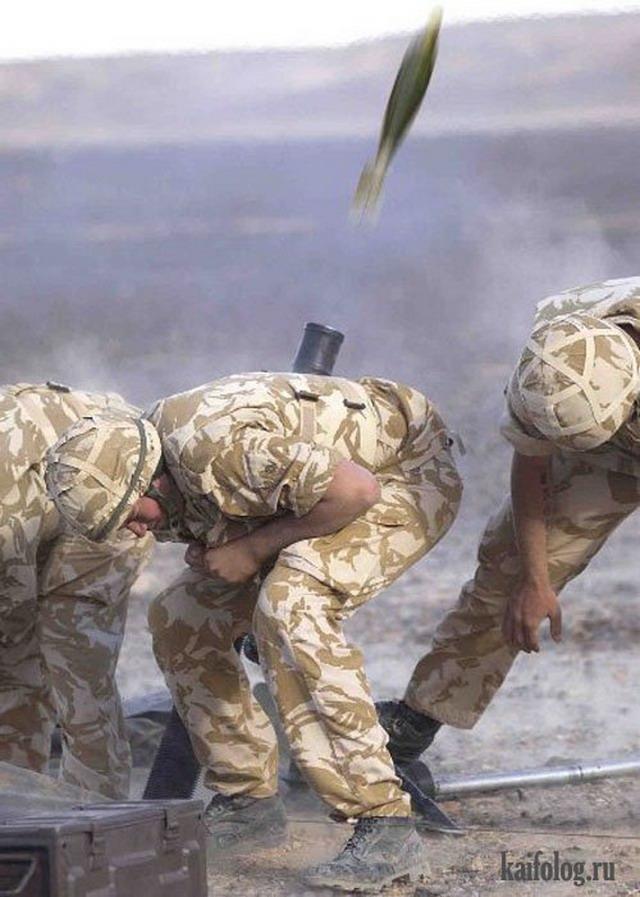 Армейские забавы (45 фото)