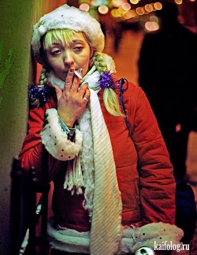 Новый год по-русски (51 фото)