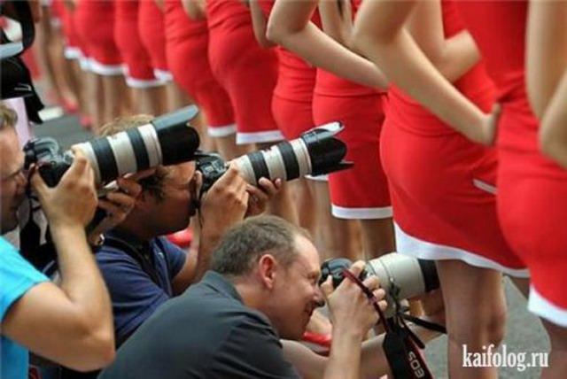 Смешные фото фотографов. Часть-2 (50 фото)