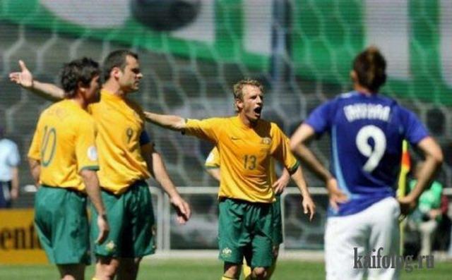 Приколы про футбол (50 фото)