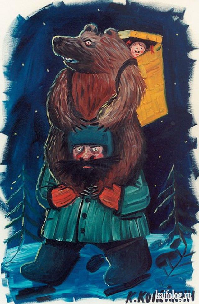 Картины Николая Копейкина (35 картин)