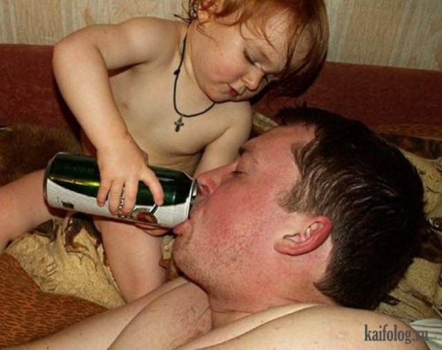 Отцы и дети (45 фото)