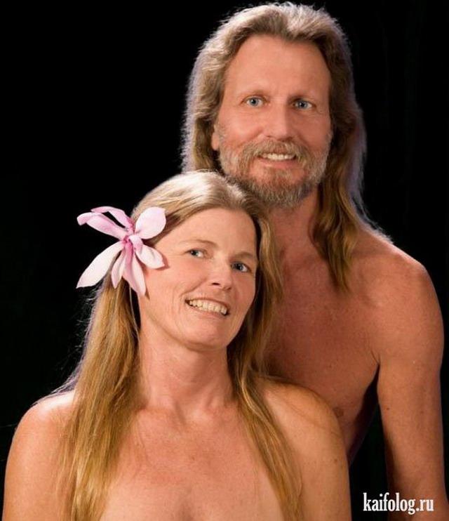 Странные семейные фото. Часть-3 (40 фото)