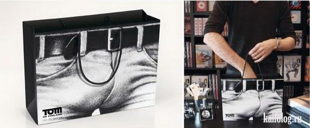 Креативные пакеты (20 фото)