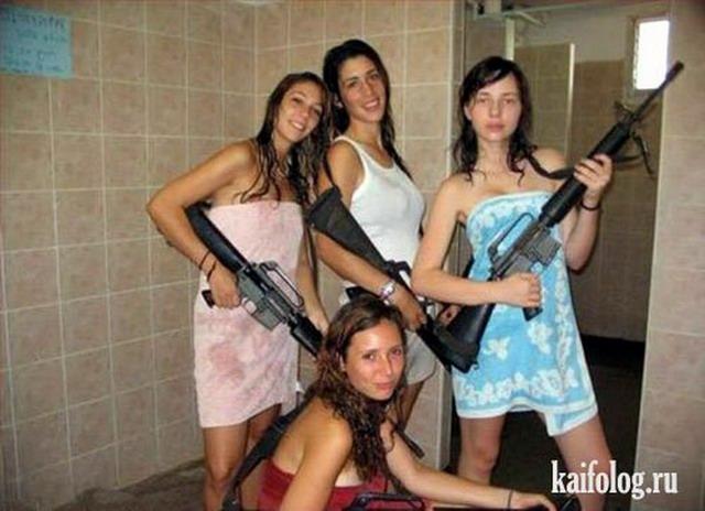 Веселые фото странных девушек (25 фото)
