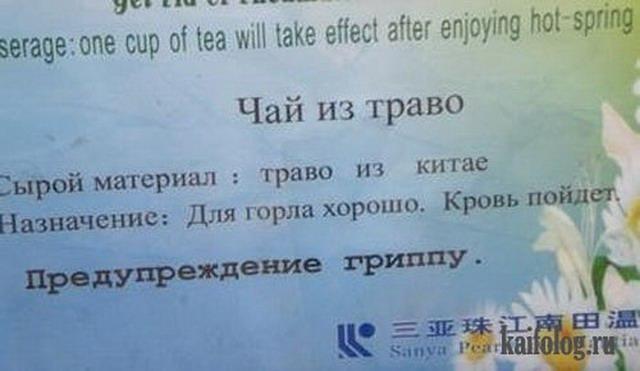Трудности перевода (35 фото)
