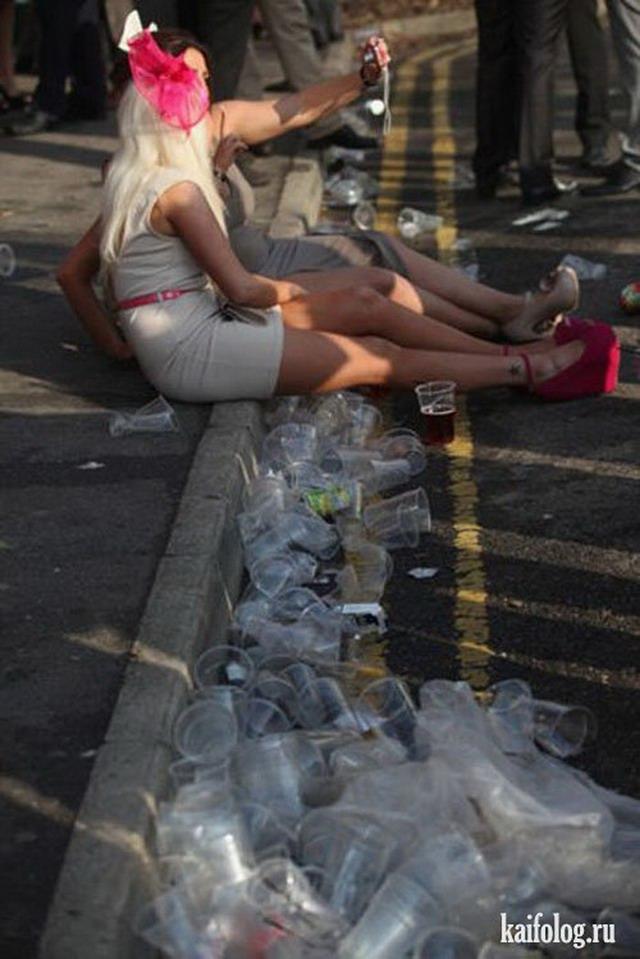 День леди в Великобритании (45 фото)
