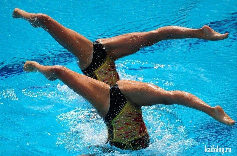 Порно в спорте плаванье