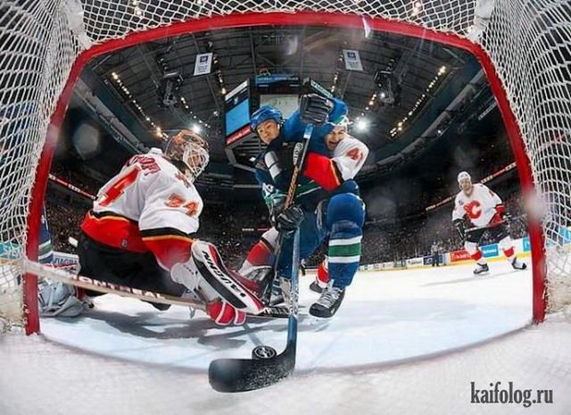 Приколы про хоккей часть 2 55 фото