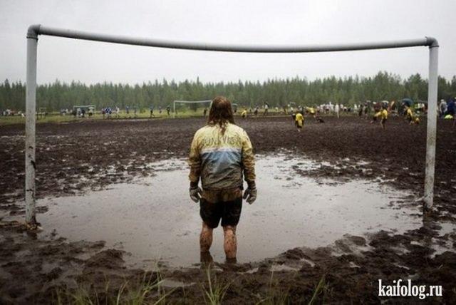 Приколы про футбол часть 3 50 фото