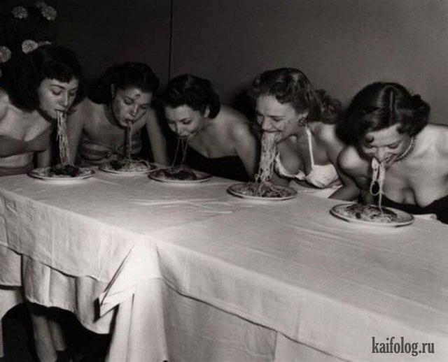 Голодные бабы (45 фото)