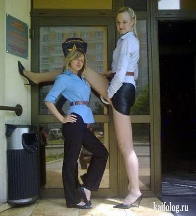 Самые высокие девушки мира. Часть 2 (50 фото