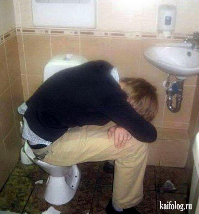 Фото пьяных (55 фото)