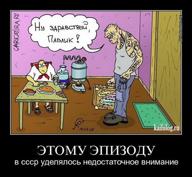 Чисто русские демотиваторы - 103 (50 фото)
