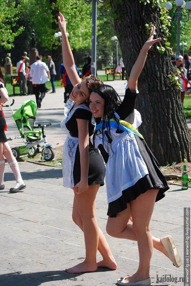 Последний звонок 2012 в Луганске (40 фото)