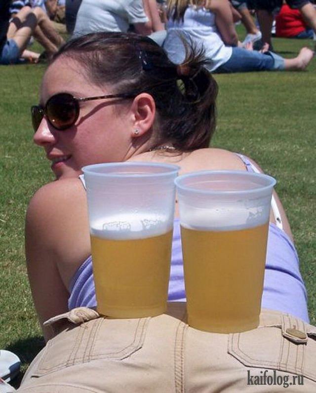 Фото приколы про пиво