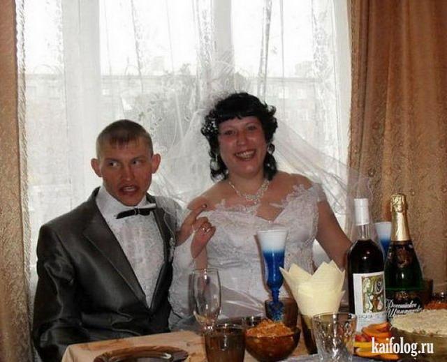 Прикольные фото со свадеб (40 фото и видео)