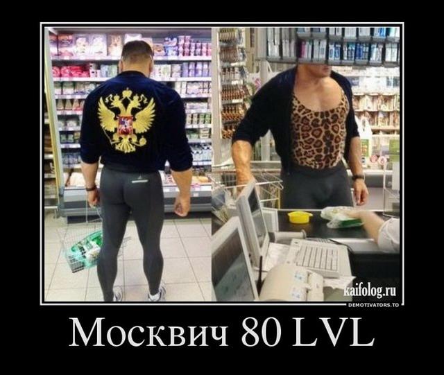 Чисто русские демотиваторы - 105 (55 фото)