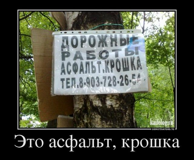 Чисто русские демотиваторы - 106 (55 фото)