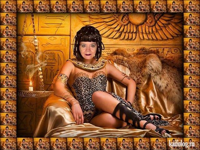 Богиня фотошопа (50 фото)