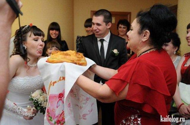 Свадебные приколы (50 фото)