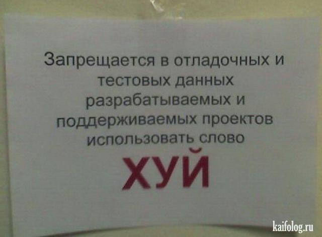 Про главное русское слово (50 фото)