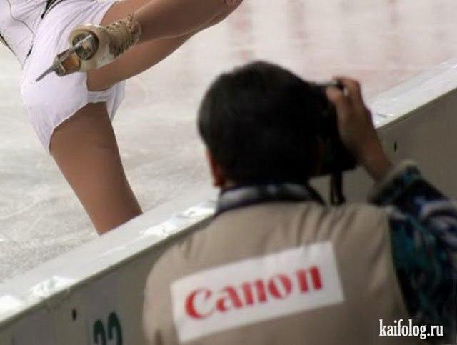 Приколы про фигурное катание (50 фото)