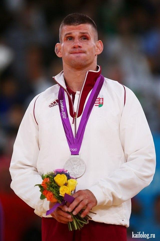 Лучшие 100 фото с олимпиады в Лондоне