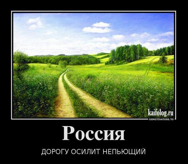 Чисто русские демотиваторы - 115 (45 фото)
