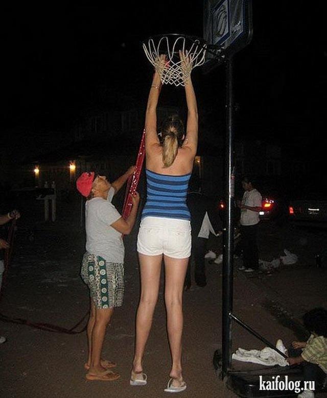 Высокие девушки (40 фото)