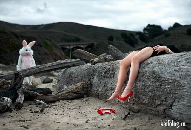 Рекламные работы Sean Dufrene (35 фото)