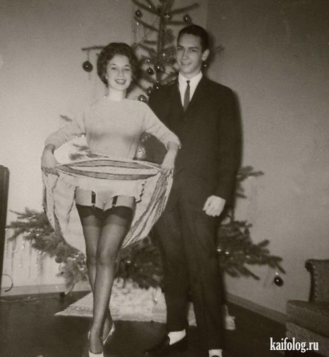 Ретро приколы или фото из прошлого (50 фото)