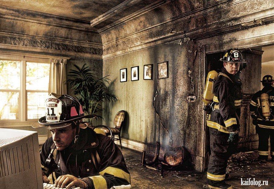 диетологов едины смешные картинки про пожарных этот