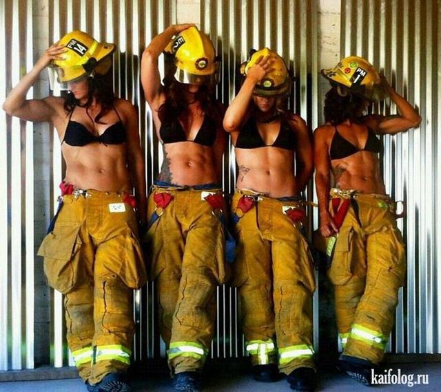 картинки про пожарных