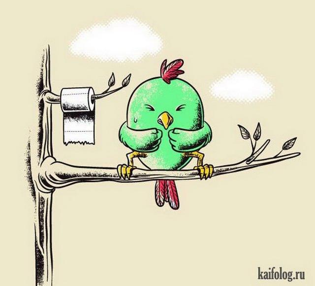 Иллюстрации Chow Hon Lam (60 картинок)
