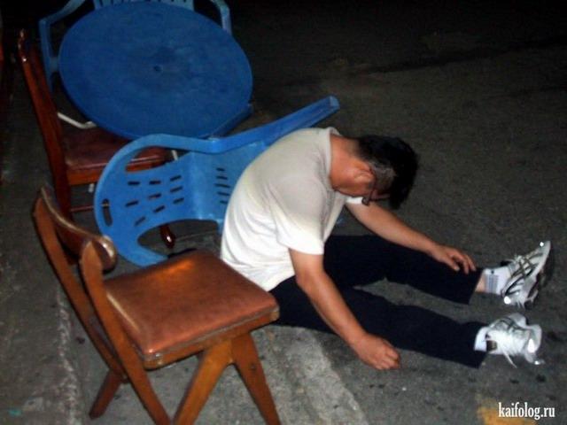 Пьяные корейцы (50 фото + видео)