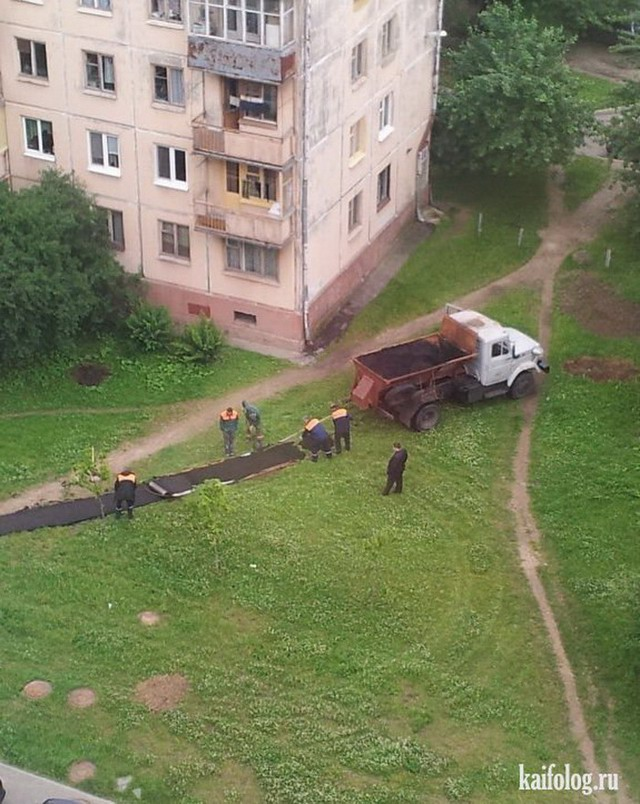 Отборные русские маразмы (60 фото)