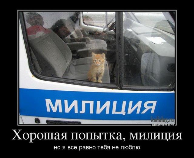 Чисто русские демотиваторы - 125 (55 фото)
